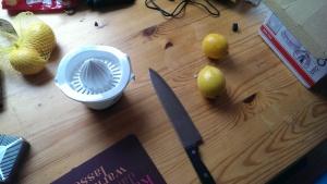 Kommen wir zu den Zitronen!