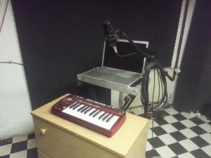 Nochmal Recording setup
