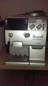 Die wunderschöne NoName Kaffeemaschine