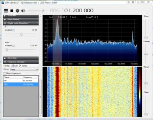 SDR Sharp kann sogar mit dem RDS umgehen